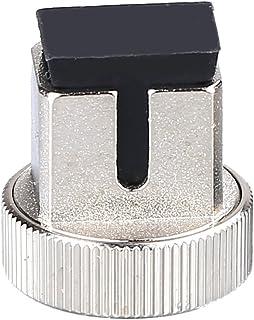 Óptico Medidor de potencia accesorio Fuente de luz Adaptador de Conversión SC Screw-On adaptador de