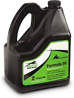 Arctic Cat New OEM Formula 50 Mineral 2-Cycle 50:1 Injection Oil (1) Gallon