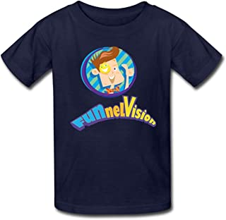 Funnel Vision Official Merch Kids' T-Shirt