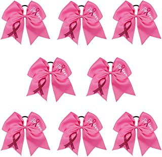 breast cancer awareness bows