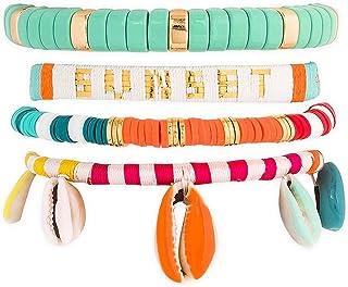 HIPANEMA - Set de Quatre Bracelets Entrance