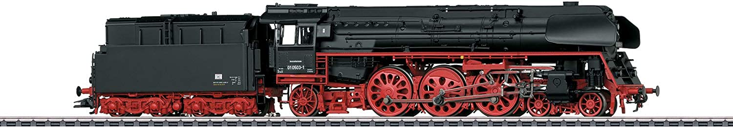 Marklin 39209 DR BR01.5 Steam Locomotive IV (MFXSound)