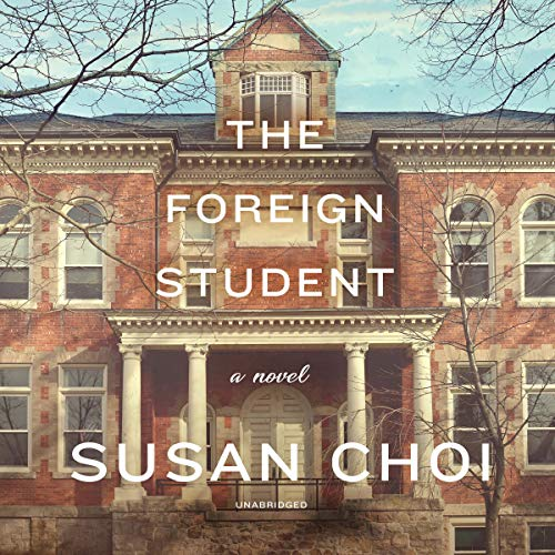 The Foreign Student audiobook cover art