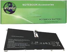 Amsahr HD04XL-05 - Batería de reemplazo para HP HD04XL, HP Envy Spectre XT Pro B8W13AA, XT 13-ef2003 (Incluye Mini ratón óptico) Color Gris