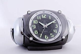 ساعة منبه من دوجانا,رمادي-اسود,DAG331