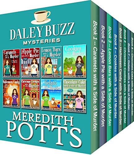 Daley Buzz Cozy Mystery Series (Treasure Cove Cozy Mystery Bundles Book 1)
