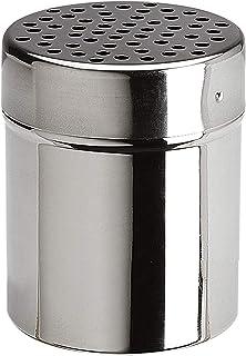 comprar comparacion Space Home - Dispensador de Queso - Espolvoreador de Especias - Acero Inoxidable - Ø 6 cm