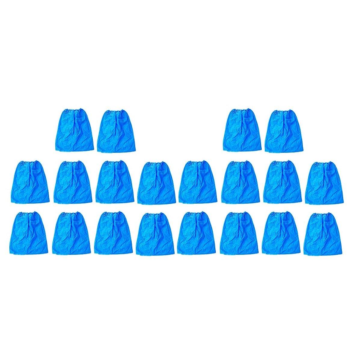 グレードぼかすクラウドsharprepublic サロン美容 使い捨て スパボディラップガウンブルー 20個 柔らかい 不織布
