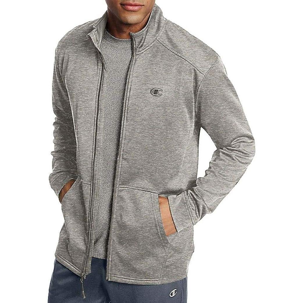 バナナ文言光景(チャンピオン) Champion メンズ トップス フリース Champion Tech Fleece Full Zip Jacket [並行輸入品]