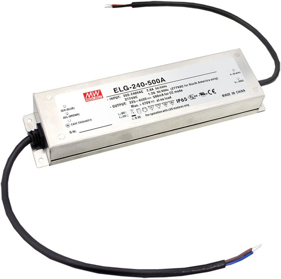 PowerNex Mean Well ELG-240-42A 42V Single 5.71A 239.82W Ranking TOP15 Popular products Output