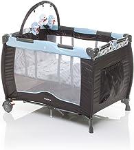 Berço Portátil Toybar Cosco - Azul