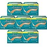 ..Assurance Premium Washcloths Value Pack 144 Count Carton, 7-Pack