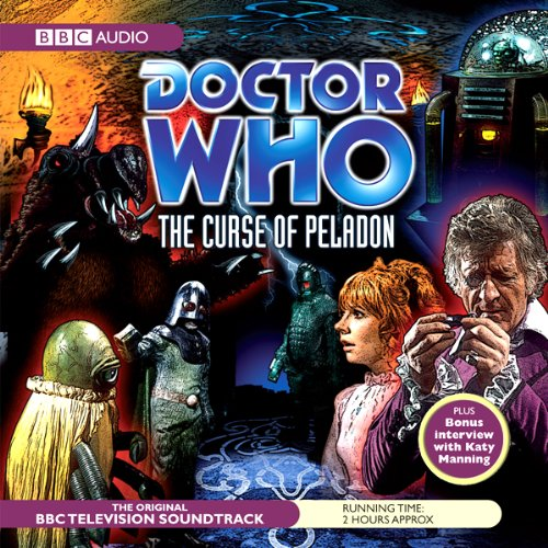 Doctor Who: The Curse of the Peladon cover art