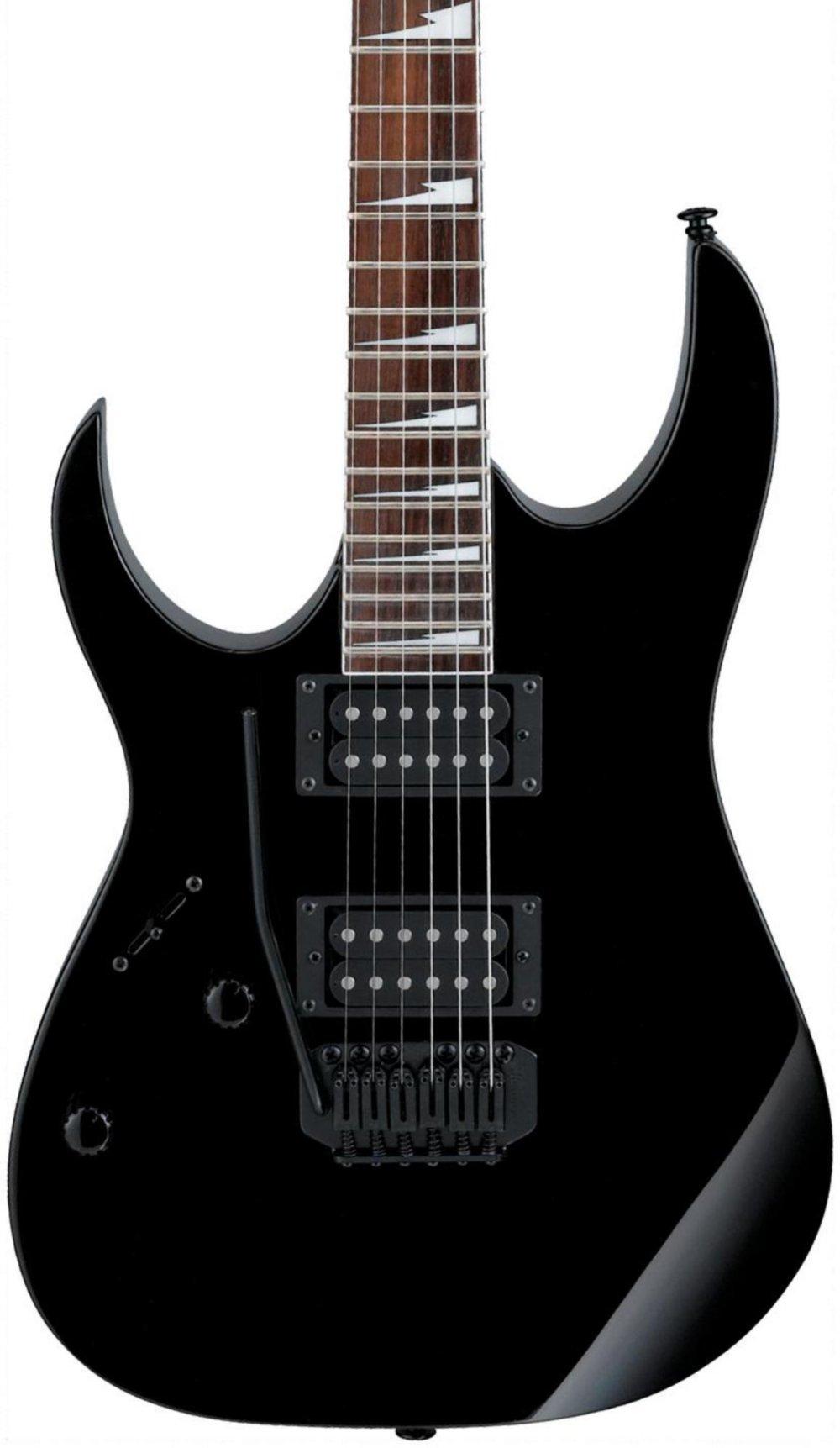 Cheap Ibanez GRG120BDXL Left-Handed Electric Guitar Black Black Friday & Cyber Monday 2019