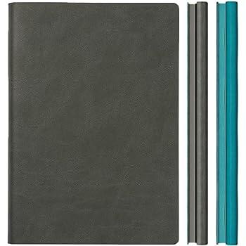 ダイゴー Signature Duo Notebook Gray/Blue R4076