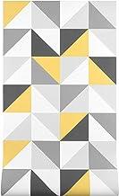 Special/Simple Wallpaper Art Geometric Bedroom Living Room Wallpaper 53 * 1000cm AL-20164 (Color : Al20164, Size : 53 * 10...