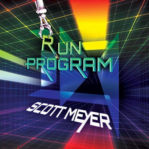 Run Program audiobook cover art