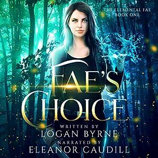 Fae's Choice audiobook cover art