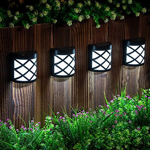 Solar Motion Sensor Wall Lights gigalumi