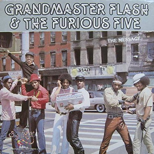 Grandmaster Flash & The Furious Five - The Message - Sugar Hill Records - 6.25362