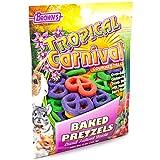Tropical Carnival f.m. Marrone da 44914 Baked Pretzels Treat per Piccoli Animali, 56,7Gram