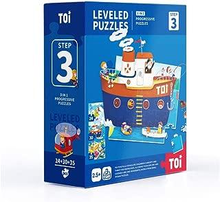 TOi Leveled Puzzle-Step 3 Traffic