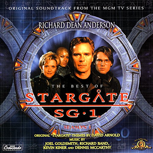 The Best of Stargate SG-1 : Season 1 - Original Television Soundtrack