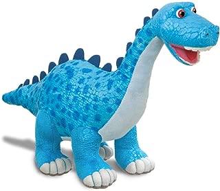 Aurora World of Dinosaur Roar Munch The Diplodocus - Plush Soft Toy - Collectible Dinosaur