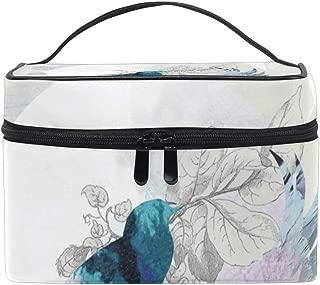 MALPLENA Freelance-Wallpaper-Designer-London-Uk-Illustrator makeup bag and cases Cosmetic Bags