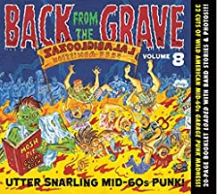 back from the grave crypt records