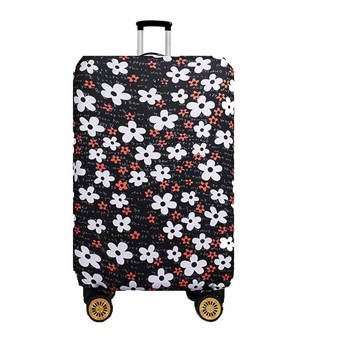 南東イデオロギー出演者[リグラル] スーツケースカバー キャリーバッグカバー 旅行バックカバー カラフル