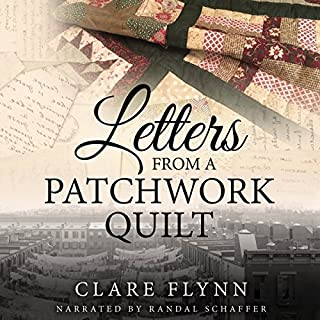 Letters from a Patchwork Quilt audiobook cover art
