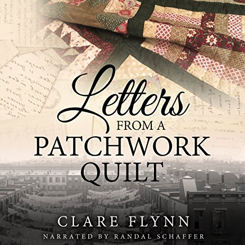 Letters from a Patchwork Quilt cover art