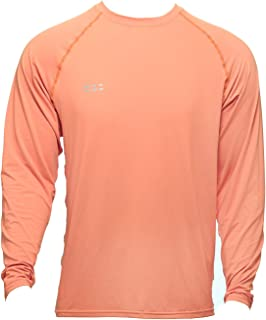 WETSOX (50+ UPF) Sun Protection/UV Cooling Shirt, Long Sleeve, Moisture Wicking