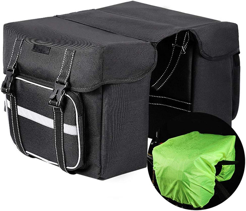 Bike Bag, Mountain Bike Bag Bicycle Camel Bag Rear Shelf Large Capacity LongDistance Riding Hanging seat Tail Equipment
