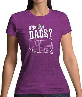 D'ya Like Dags - Womens T-Shirt - 14 Colours