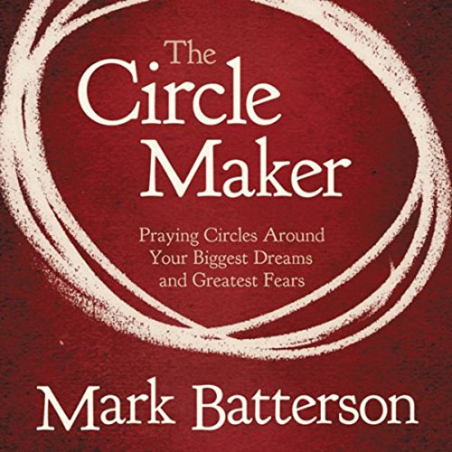 The Circle Maker audiobook cover art