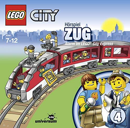 Lego City 4 Zug