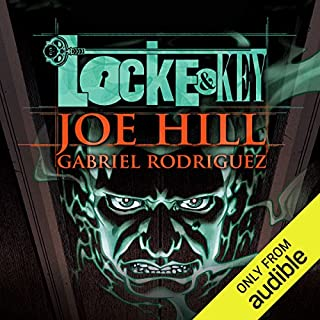 Locke & Key audiobook cover art