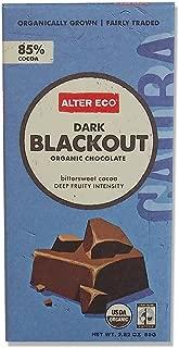 Alter Eco - Dark Blackout Organic Chocolate (Pack of 2)