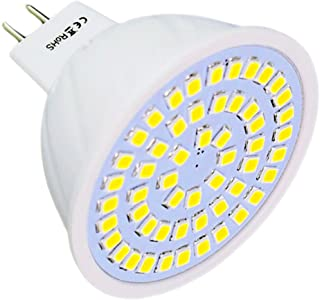 DingXW MR16 54LED 5W 2835SMD 400-500Lm Warm White Cool White LED Spotlight AC 220