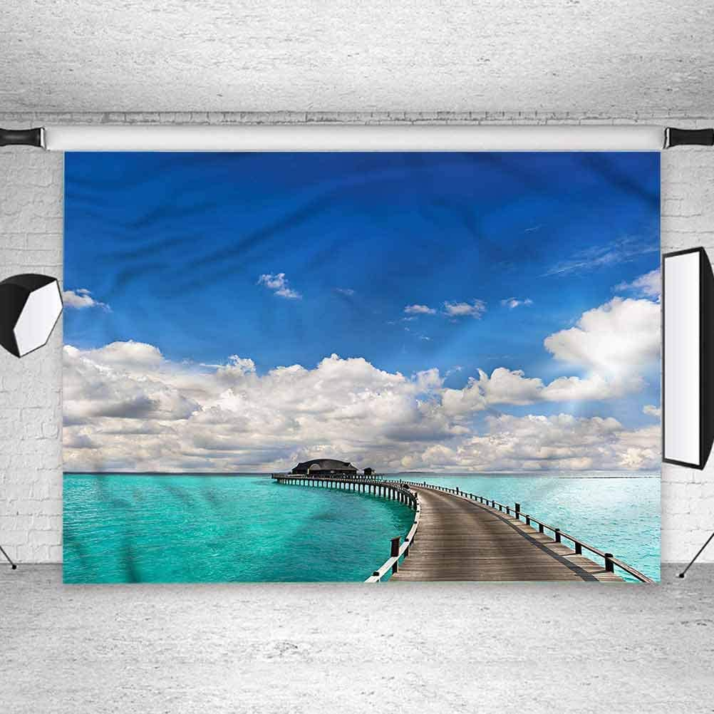 7x7FT Vinyl Photography Backdrop,Geometric,Rhombus Design Minimalist Photoshoot Props Photo Background Studio Prop