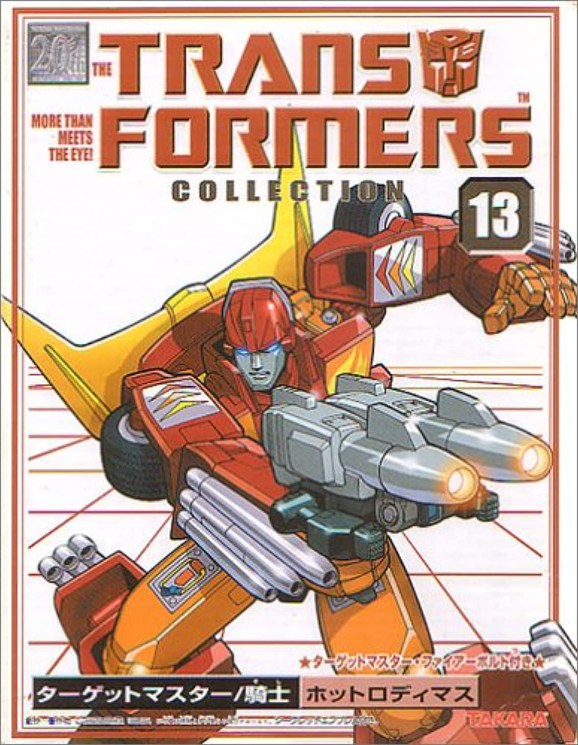 Transformers Collection 13 Hot Rodimus (japan import)