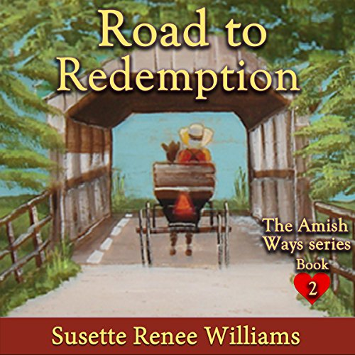 Road to Redemption audiobook cover art