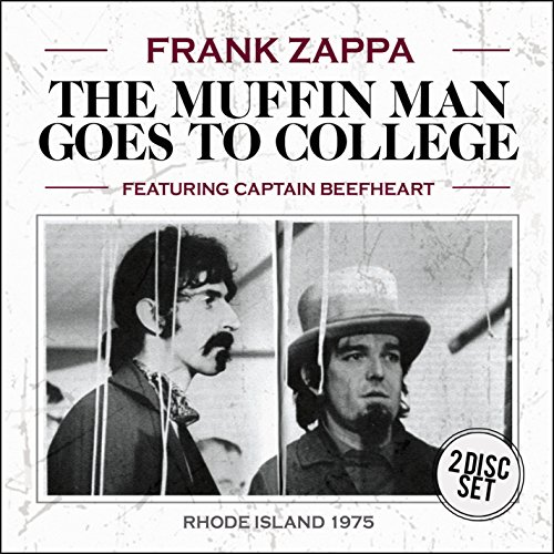 The Muffin Man Goes To College (2cd)