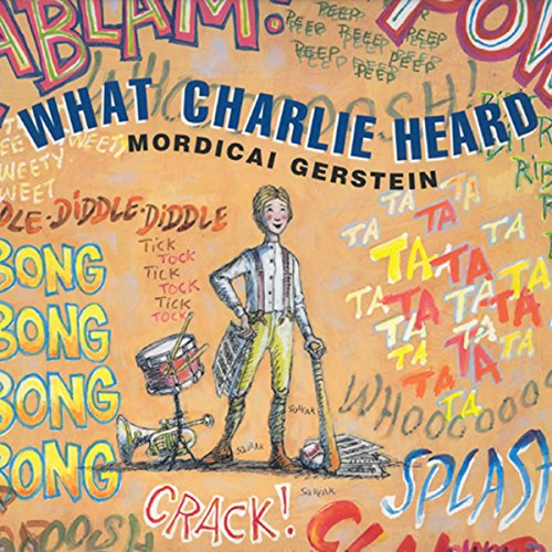 What Charlie Heard audiobook cover art
