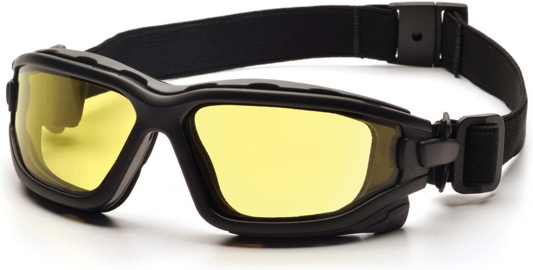 Pyramex Safety I-Force Sporty Dual Pane Anti-Fog Goggles