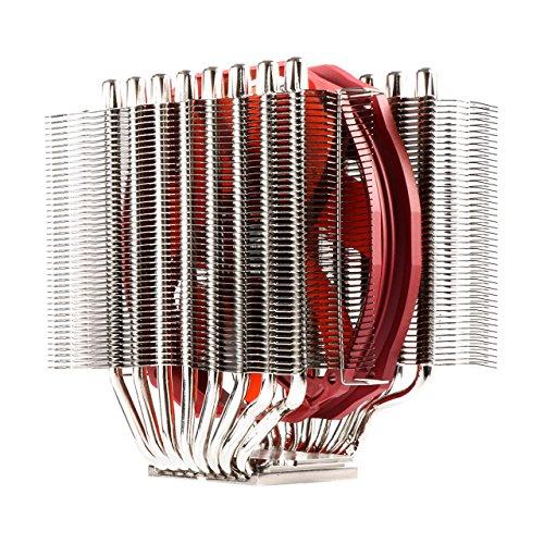 Thermalright 100700418 Silver Arrow TR4 - Refrigerador múltiple para CPU AMD TR4 ThreadRipper, 1 TY 143 (600-2.500 U/min, 21-45 dB(A), 54-221 m3/h)