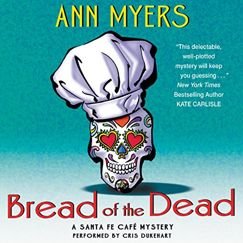 Bread of the Dead audiobook cover art