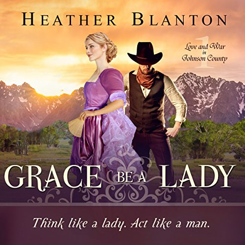 Grace be a Lady audiobook cover art